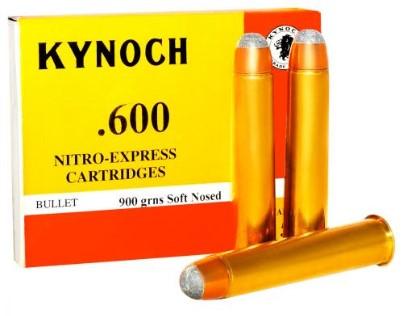 Ammo  600 Nitro Kynoch - each