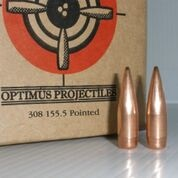 Proj  - 30cal - Optimus 155.5gn (P) /500